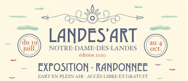 logo landes art nddl 2020